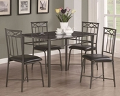 Coaster Dining Set Dinettes CO-150115Set
