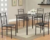 Coaster Dining Set Dixon CO-120573Set