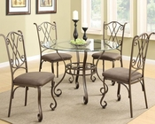 Coaster Dining Set HArt CO-150119Set