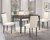 Coaster Dining Set Pompeo CO-104051Set