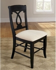 Coaster Dining Side Chair Holland CO-103822BLK (Set of 2)