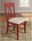 Coaster Dining Side Chair Holland CO-103822RED (Set of 2)