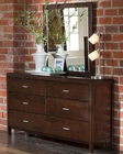 Coaster Dresser & Mirror Spencer CO2023234