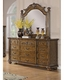 Coaster Dresser w/ Mirror Bartole CO-202223-24