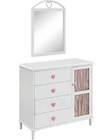 Coaster Dresser w/ Mirror Juliette CO-400573-74