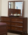 Coaster Dresser w/ Mirror Katharine CO-202693-94