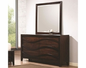 Coaster Dresser w/ Mirror Loncar CO-203103-04