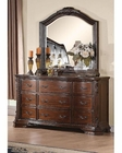 Coaster Dresser w/ Mirror Maddison CO-202263-64