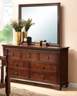 Coaster Dresser w/ Mirror Montgomery CO-202423-24