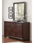 Coaster Dresser w/ Mirror Simone CO-202183-84