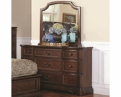 Coaster Dresser w/ Mirror Zanna CO-202583-84