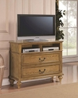 Coaster Emily Media Chest in Light Oak CO-202576