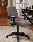 Coaster Ergonomic Seat Grey Office Chair CO-800018