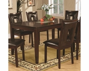 Coaster Ervin Contemporary Dining Table CO-102521