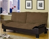Coaster Furniture Casual Convertible Sofa Bed in Brown CO300179