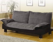 Coaster Furniture Casual Convertible Sofa Bed in Grey CO300177