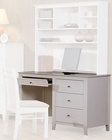 Coaster Furniture Computer Desk in White Selena CO400237