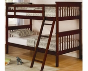 Coaster Furniture Twin over Twin Bunk Bed Parker CO460231