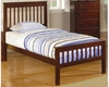 Coaster Furniture Twin Slat Bed Parker CO400290Set