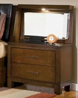 Coaster Langley Night Stand w /Panel CO-201542-40