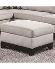 Coaster Large Velvet Storage Ottoman Mason CO-5036-LOT