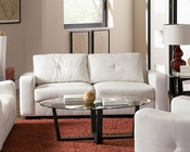 Coaster Leather Sofa Jasmine CO-5027-S