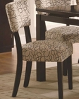 Coaster Libby Upholstered Dining Side Chair CO-103162 (Set of 2)