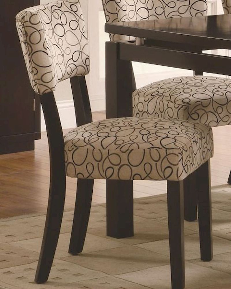 Coaster Libby Upholstered Dining Side Chair CO-103162 (Set ...