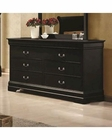 Coaster Louis Philippe Dresser in Black CO-203963