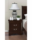 Coaster Louis Philippe Nightstand in Cappuccino CO-202412