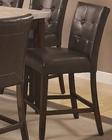 Coaster Milton Counter Height Stool  CO-103779 (Set of 2)