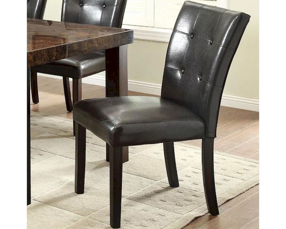 Coaster Milton Dining Chair W Plush Upholstery Co 103772