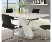 Coaster Modern Dining Table CO-120931