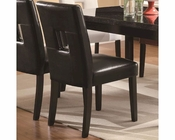 Coaster Newbridge Dining Chair CO-103612BLK (Set of 2)