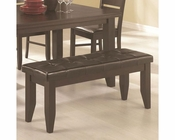 Coaster Page Contemporary Dining Bench CO-102723