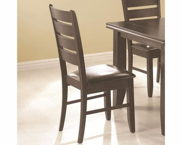 Coaster Page Contemporary Dining Chair Co 102722 Set Of 2