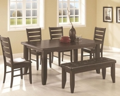 Coaster Page Contemporary Dining Set CO-102721Set