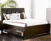 Coaster Panel Bed Lorretta CO201511BED