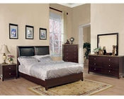 Coaster Panel Bedroom Set Linden CO202011Set