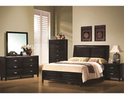 Coaster Panel Bedroom Set Nacey CO201961Set