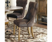 Coaster Parkins Side Chair w/ Button Tufting CO-103714 (Set of 2)