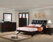 Coaster Phoenix Bedroom Set With Bookcase Headboard CO 200409 Set