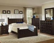 Coaster Poster Bedroom Set Harbor CO201381Set