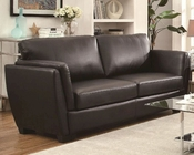 Coaster Small Sofa w/ Contemporary Style Lois CO-5036-Sofa