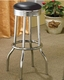 Coaster Soda Fountain Bar Stool Cleveland CO-2408-2299R (Set of 2)