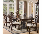 Coaster Traditional Dining Set Tabitha CO-101037Set