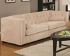 Coaster Transitional Chesterfield Sofa Alexis CO-5043-S