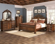 Coaster Turned Posts Bedroom Set DuBarry CO201820Set