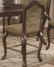 Coaster Upholstered Bar Stool Andrea CO-103119 (Set of 2)