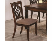 Coaster Upholstered Dining Chair CO-103392 (Set of 2)